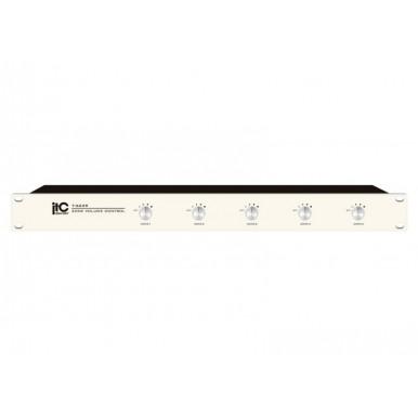 Регулятор громкости 5-ти канальный T-6239