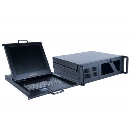 Промышленный персональный компьютер с монитором HR-4015LKM
