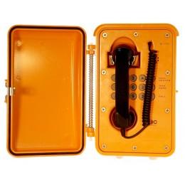 IP-пейджинговая вызывная панель с телефонной трубкой T-6731