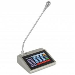 IP-микрофонная консоль с селектором зон T-6702A