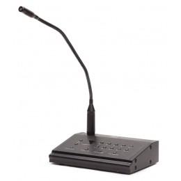 Микрофонная консоль с селектором зон T-218A