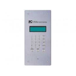 IP-пейджинговая вызывная панель с селектором зон T-6712