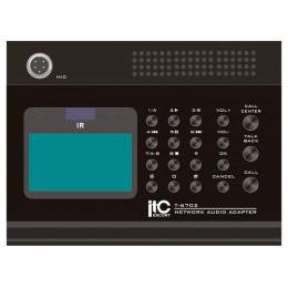 IP-микрофонная консоль с селектором зон T-6702